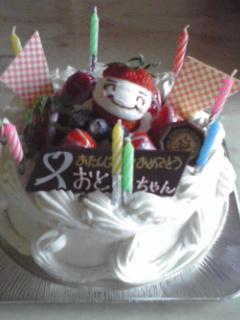 ケーキ・ケーキ