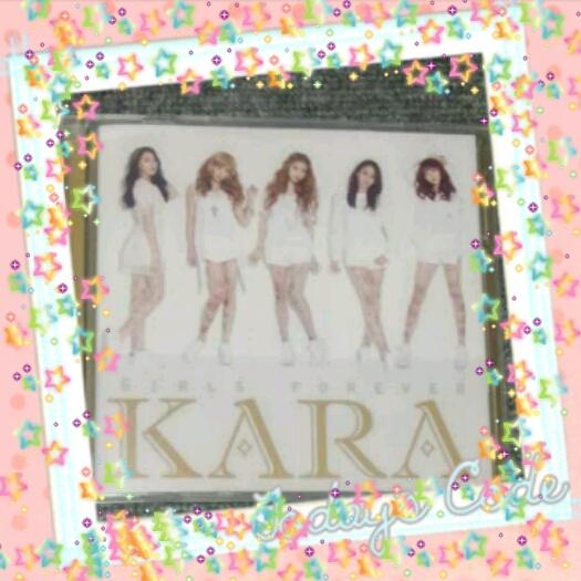 KARA のアルバム♪